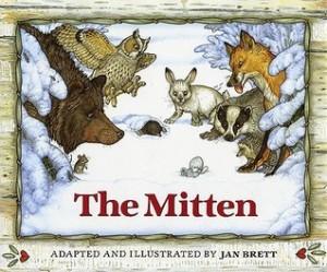 book mitten