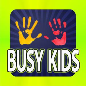 busy kids
