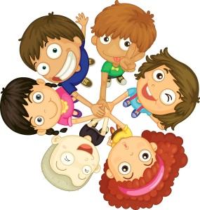 childrens faces