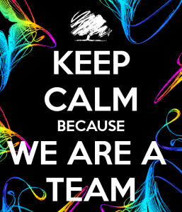 keep-calm-because-we-are-a-team-2