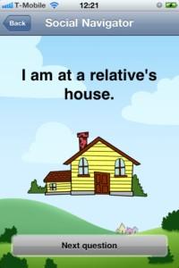 relative's house