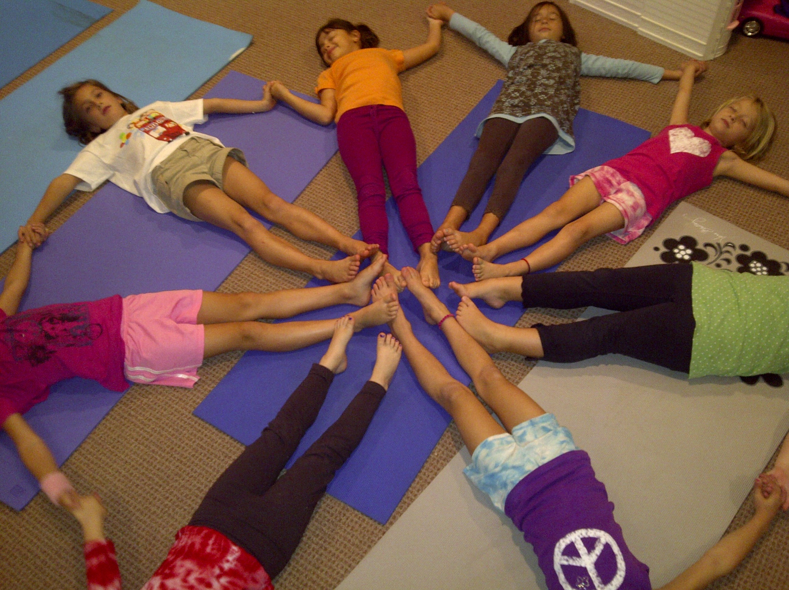 Partner Yoga Poses