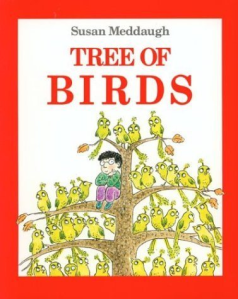 tree of bird