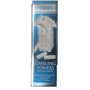 Jumbling-Towers-48-Pieces-Solid-Wood-in-a-Tin-2007