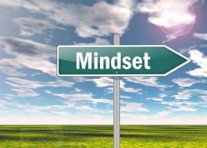 "Signpost ""Mindset"""